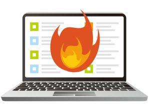 ソーシャルメディア上で炎上が起こらないよう未然