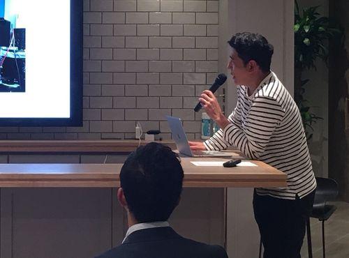 株式会社Candee Planning & sales 神崎 雅由氏
